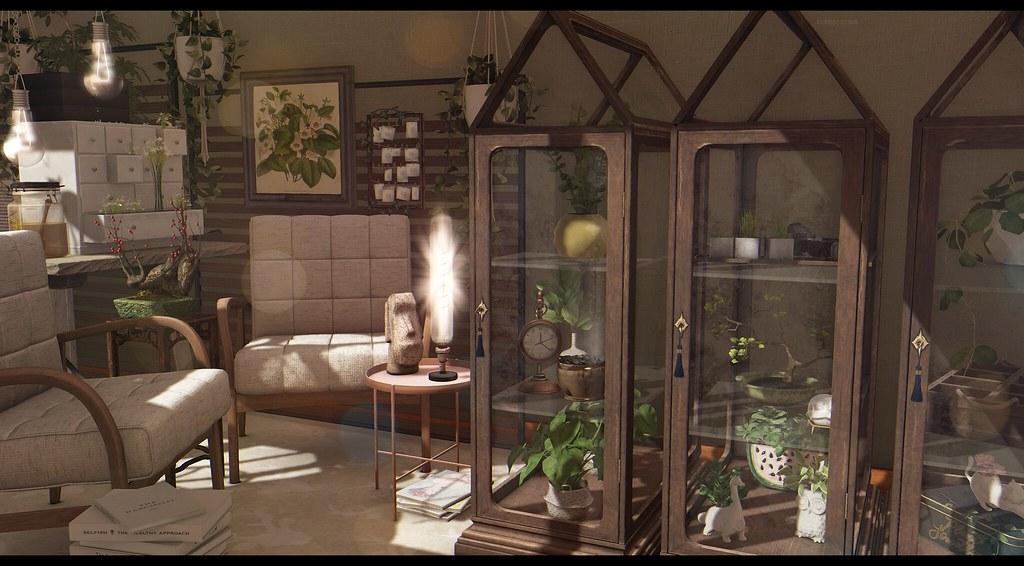 Because we love indoor plants