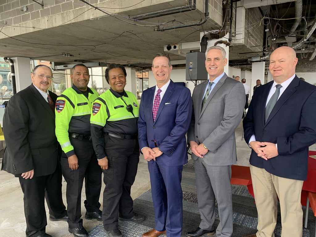 Metro Transit Security Agreement Signing - February 26, 2020