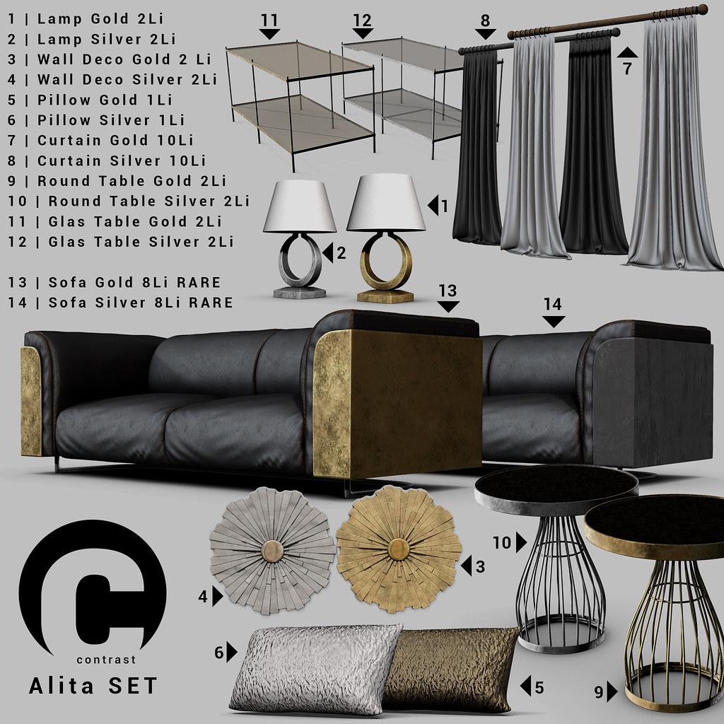 CONTRAST – Alita SET