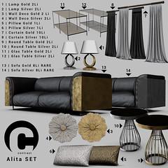 CONTRAST - Alita SET
