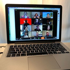 Another outstanding #coachbetter podcast recorded with educators from around Asia about emergency school closures due to #covid19 . . Will be editing today to share early next week! After four weeks of school closures in China & HK, plus the experience of