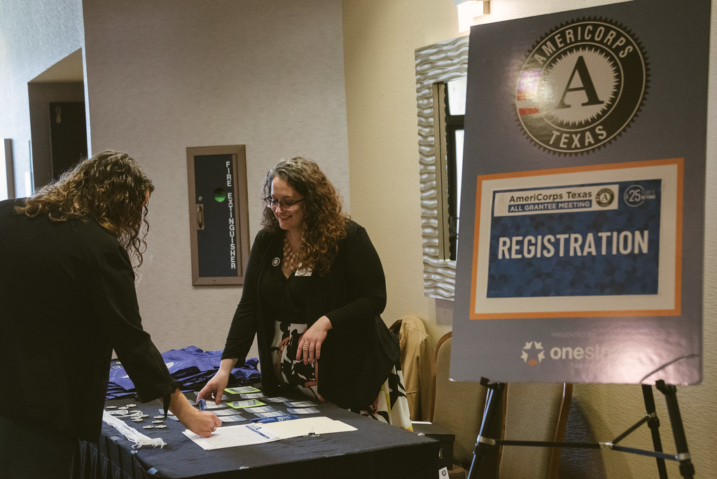 2020 AmeriCorps Texas All Grantee Meeting