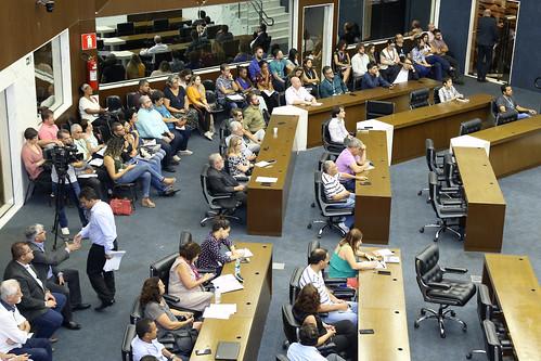 Prestação de contas do 3º quadrimestre de 2019 pelos poderes Executivo e Legislativo - 1ª Reunião Extraordinária - Comissão de Orçamento e Finanças Públicas