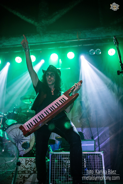 Visions of Atlantis nos regaló una gran noche de Metal Sinfónico en Barcelona
