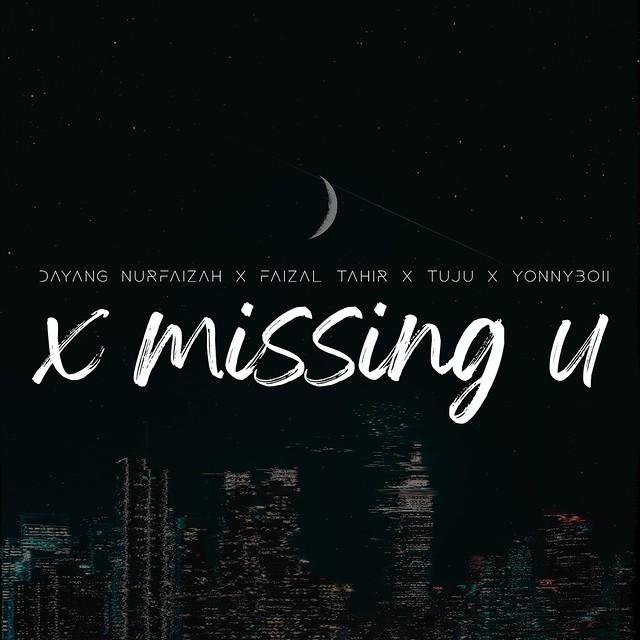 x missing u - Cover Art