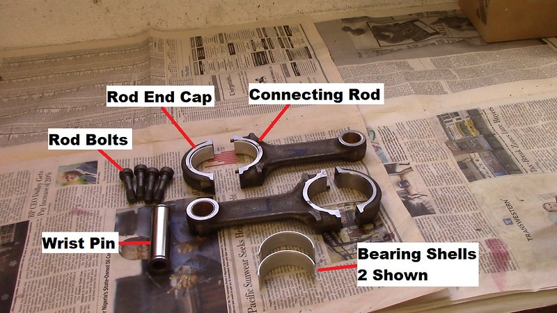 Connecting Rod Parts