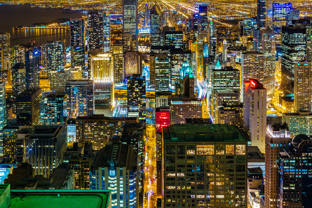 Windows into Chicago