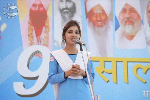 Speech by Khushi Alwani Ji