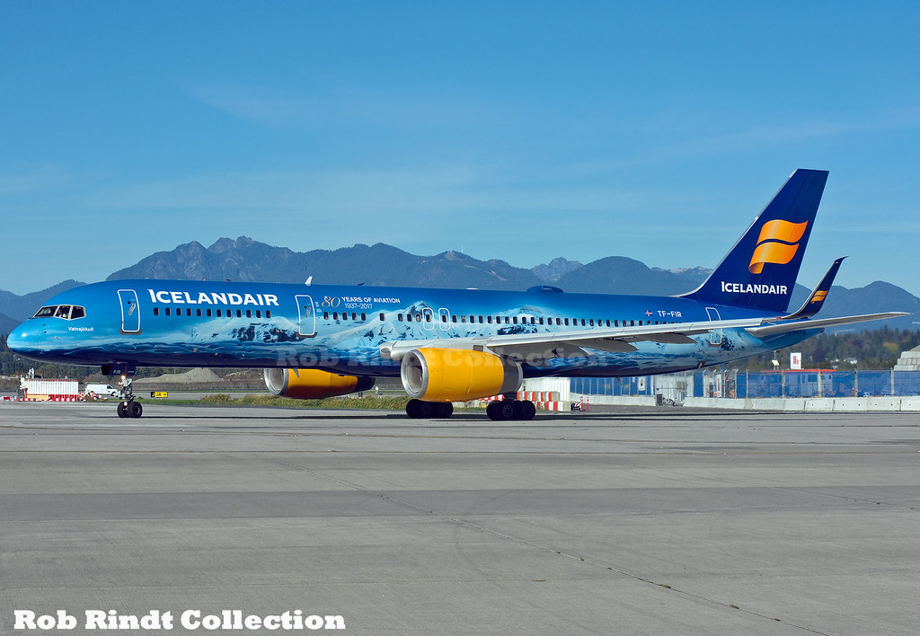 Icelandair B757-256 TF-FIR