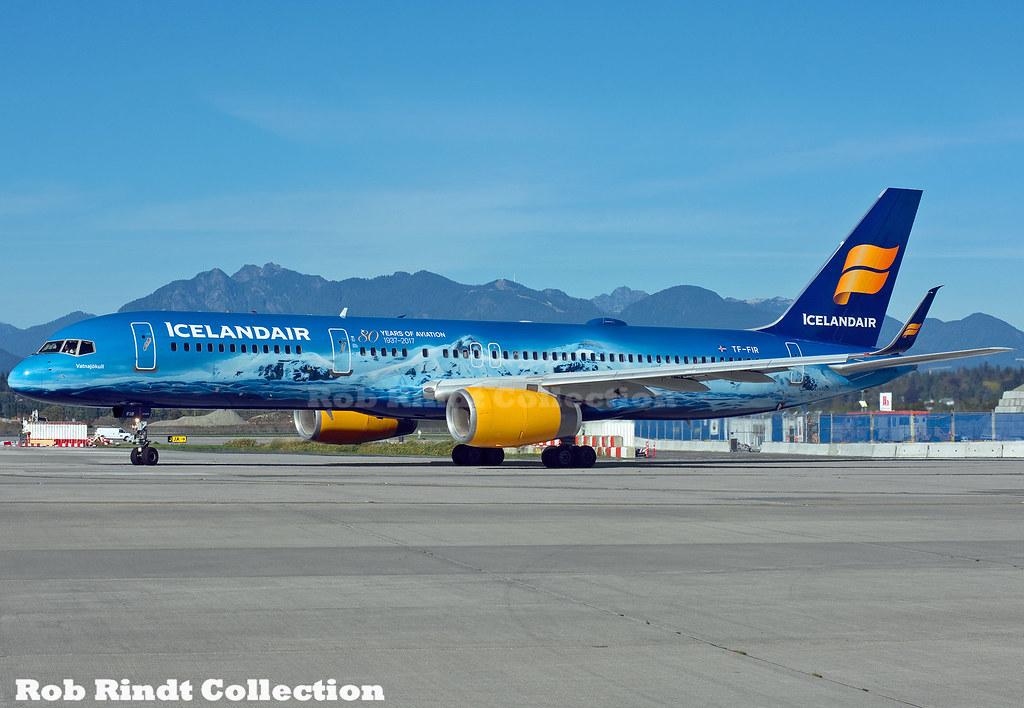 Icelandair B757-256 TF-FIR