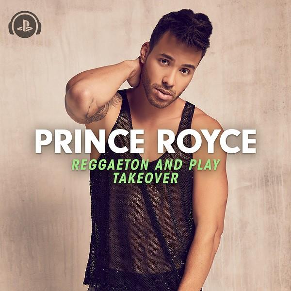 Prince Royce Reggaeton Takeover