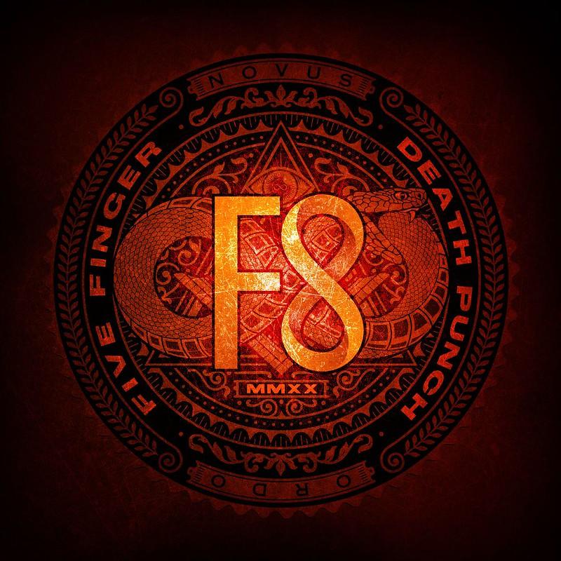 Fiver Finger Death Punch - F8