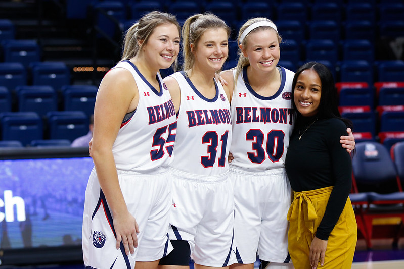 Women's Basketball vs Tennessee Tech University