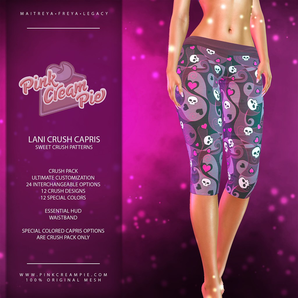 Lani Crush Capris @ Fly Buy Friday