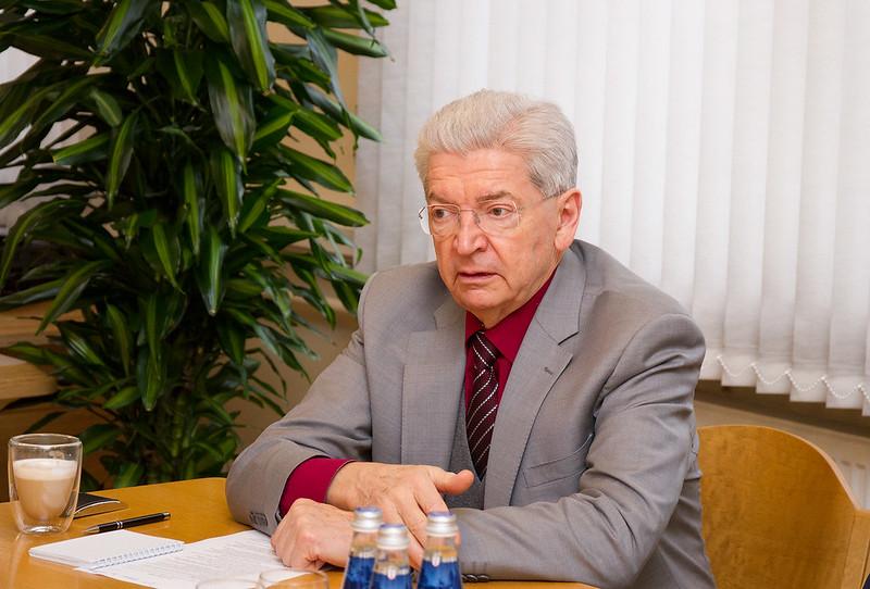 RTU viesojas Itālijas vēstnieks Latvijā