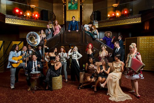 Postmodern Jukebox at the Dr. Phillips Center