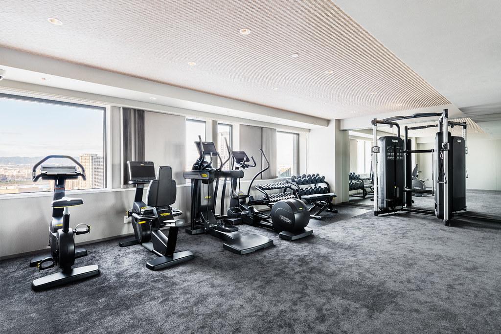 24F Fitness Room