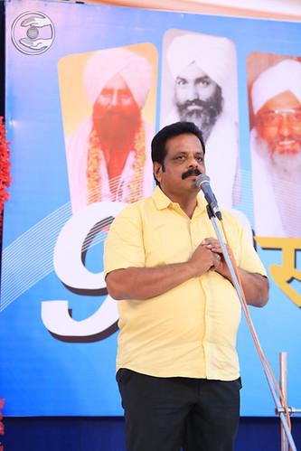 Speech by Vasant God Ji, Mumbai