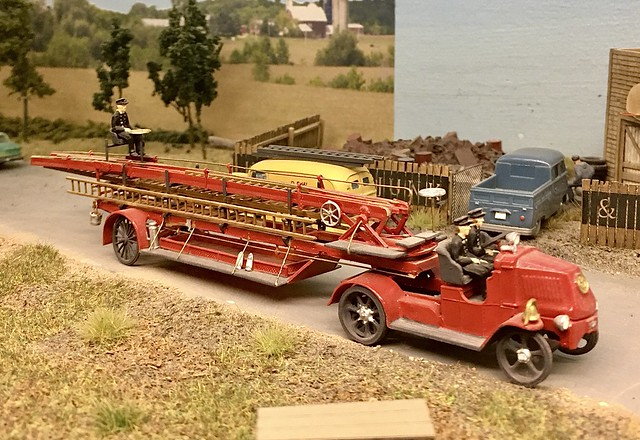 Scenes of the Prairie Scale Model Railroad Club 2/21/20.