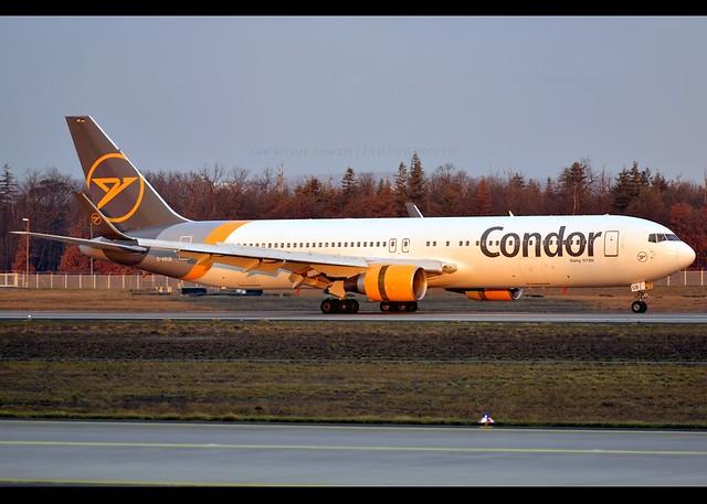 B767-330/ER/WL | Condor | D-ABUB | FRA