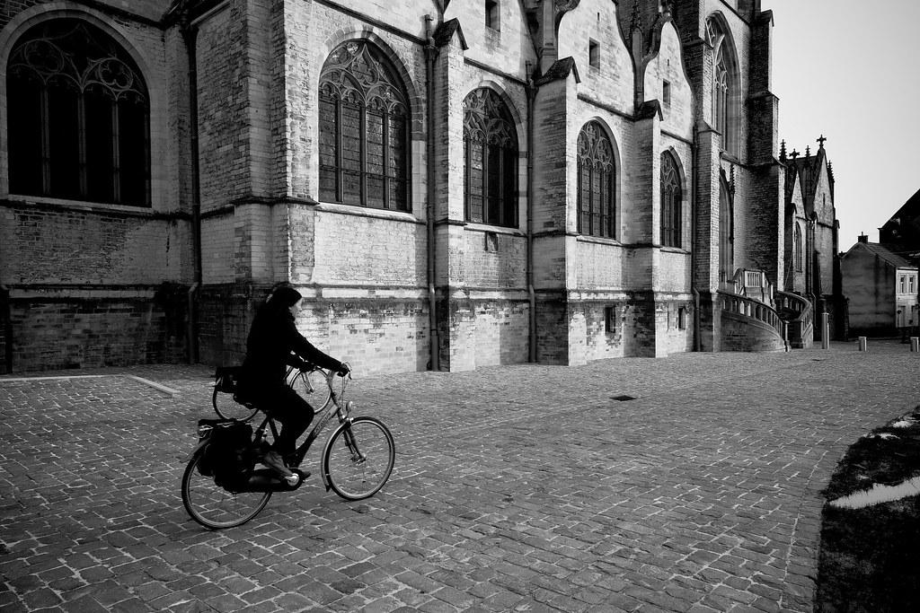 The Flemish cobblestones