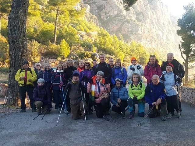 2020-01-12 Tradicional pujada a Montserrat