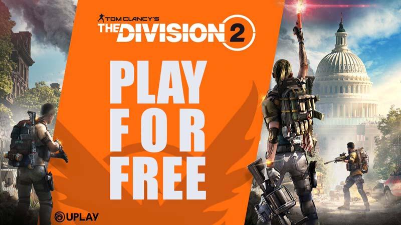 Mainkan The Division 2 Secara Gratis Sekarang Juga!