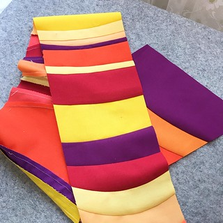 January bee Sewcial blocks for M-R