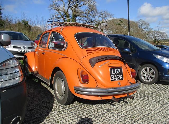 1972 VW 1300 Beetle