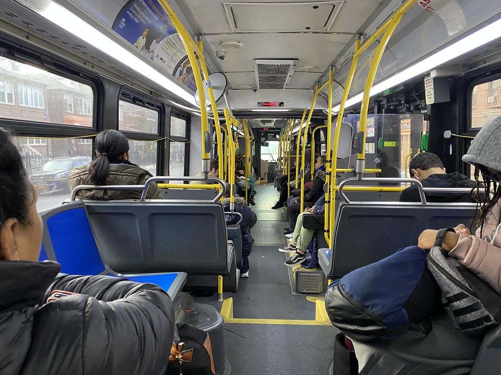 2013 Nova Bus LFSA 5363 - Bx39 To Clason Point
