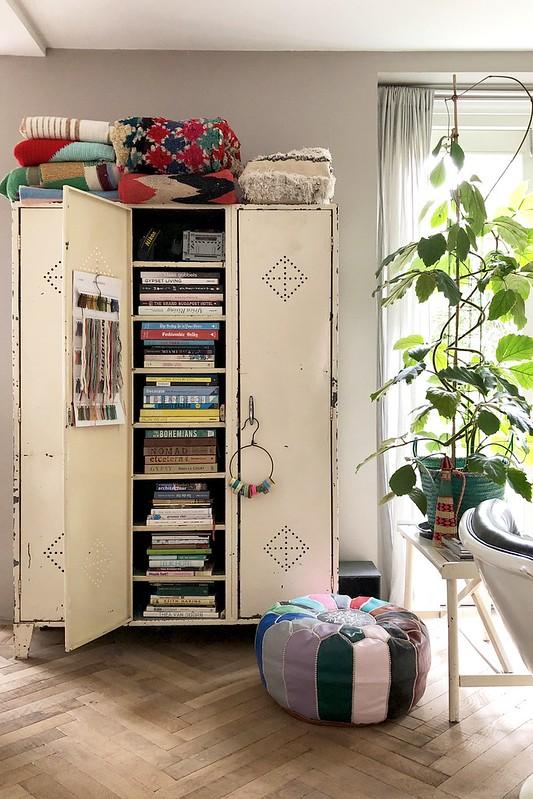 books, blankets & boucherouites