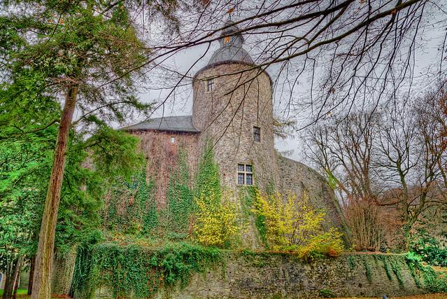 verwunschenes Schloss