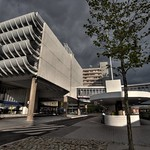 Shape of Preston Bus Station