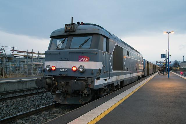 SNCF 67512 Molsheim (67)
