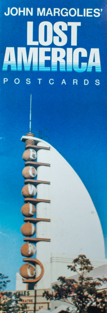 John Margolies, Lost America, Postcards