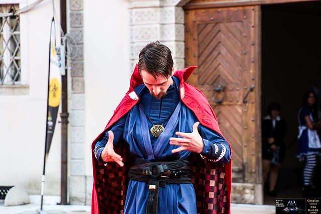 Collio in Cosplay