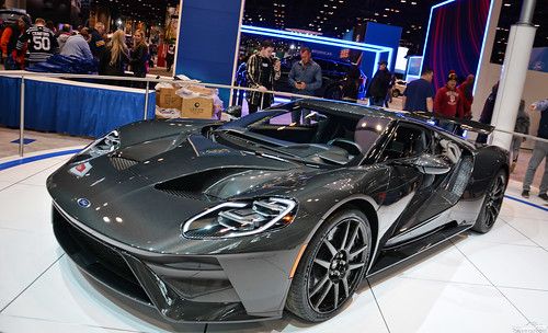 2020 Ford GT Photo