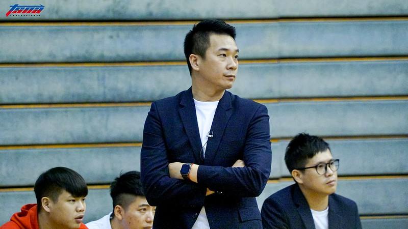 桃園雲豹總教練王志群。(資料照。賴柏安/攝)