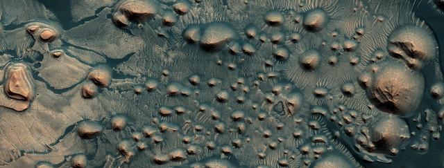 Arabia Terra - Mars