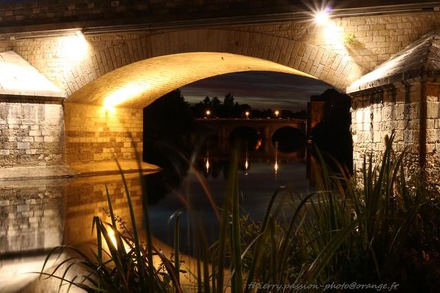 Pont-Vieux & Pont-Neuf Argenton sur creuse
