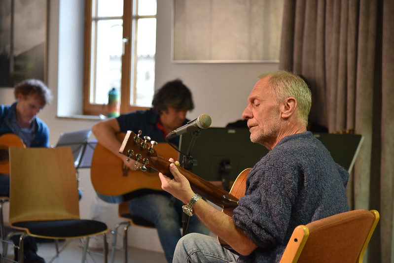 Gitarrenseminar Peter Ratzenbeck