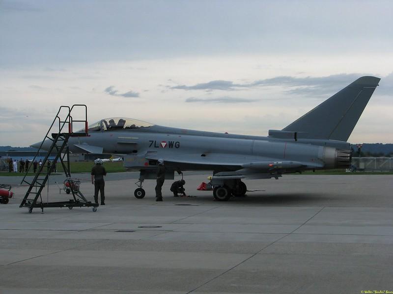 EF-2000 Typhoon 5