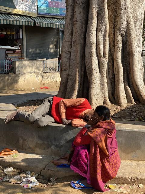 City Life - Fleeing from Nightmares, Jacobpura