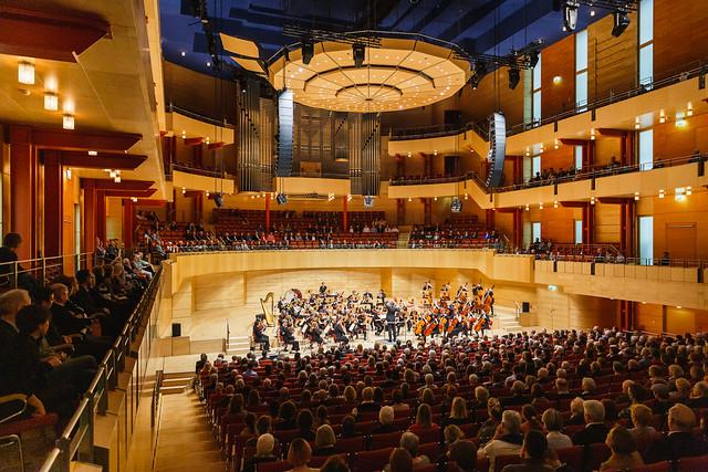 Jubiläumskonzert Universitätsorchester Duisburg-Essen, 23.02.2020 in der Philharmonie Essen