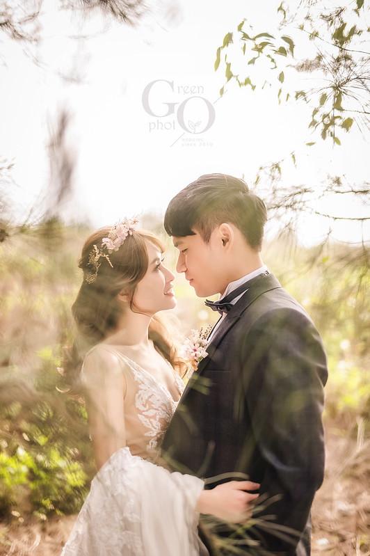 綠攝影像_自主婚紗_樂團婚紗_周上