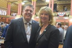Opening Day 2020 with Stratford Mayor Laura Hoydick