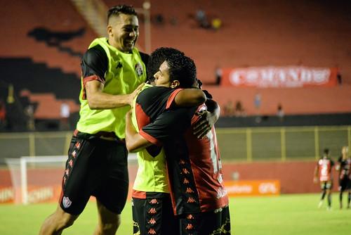 Vitória 2x1 CRB - Copa do Nordeste 2020 - 27/02/2020