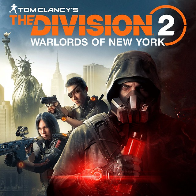 Thumbnail of The Division 2 Warlords of New York on PS4