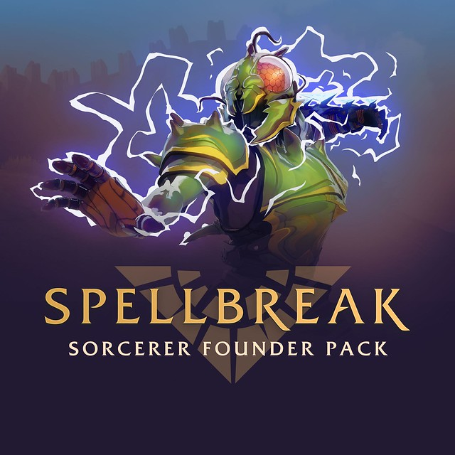 Thumbnail of Spellbreak - Sorcerer Founder Pack on PS4