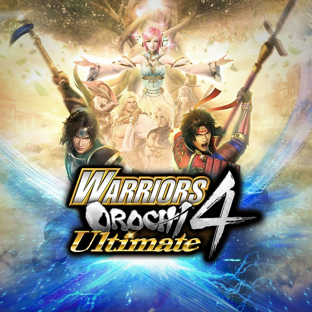 Thumbnail of WARRIORS OROCHI 4 Ultimate on PS4